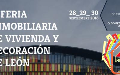Alba Dismelec presente en la II Feria Inmobiliaria y Decoración de León