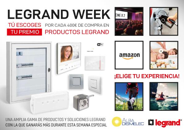 Legrand Week en Alba Dismelec